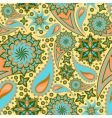 floral designs background vector image vector image
