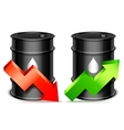 Oil Price Concept vector image