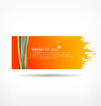 Paper flame vector image
