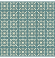 Vintage Beige and Blue Pattern Seamless Pattern vector image