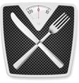 Libra spoon fork 04 vector image