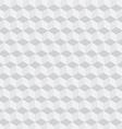 rhombus squares pattern gray vector image