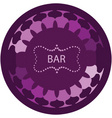bar vector image