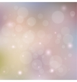 Bokeh violet tone background vector image