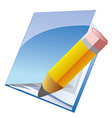 Note icon vector image