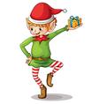 Little elf vector image