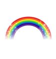 Rainbow element 001 vector image