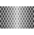 black and white diamond shaped quadrangle vector image