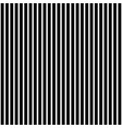 white stripe on black background vector image