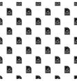 JPG file pattern simple style vector image