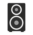 big speaker isolated icon design vector image