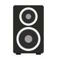big speaker isolated icon design vector image