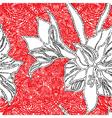 amarylis seamless 04 2 grunge vector image