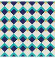 Fashion geometric pattern vector image vector image