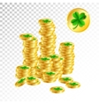Good luck money vector image