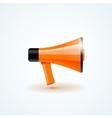 icon loudspeaker megaphone speaker vector image