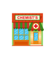 chemists icon vector image vector image
