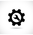 Maintenance symbol vector image