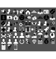 Commerce Icon Set vector image