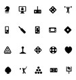 Video Game Icons 4 vector image
