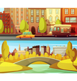 New York Horizontal Banners vector image
