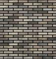 abstract brick wall seamless vector image