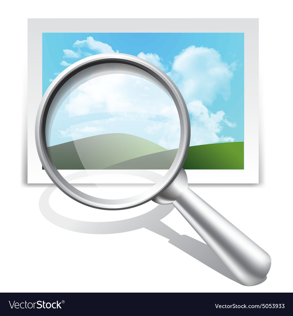 Search image vector