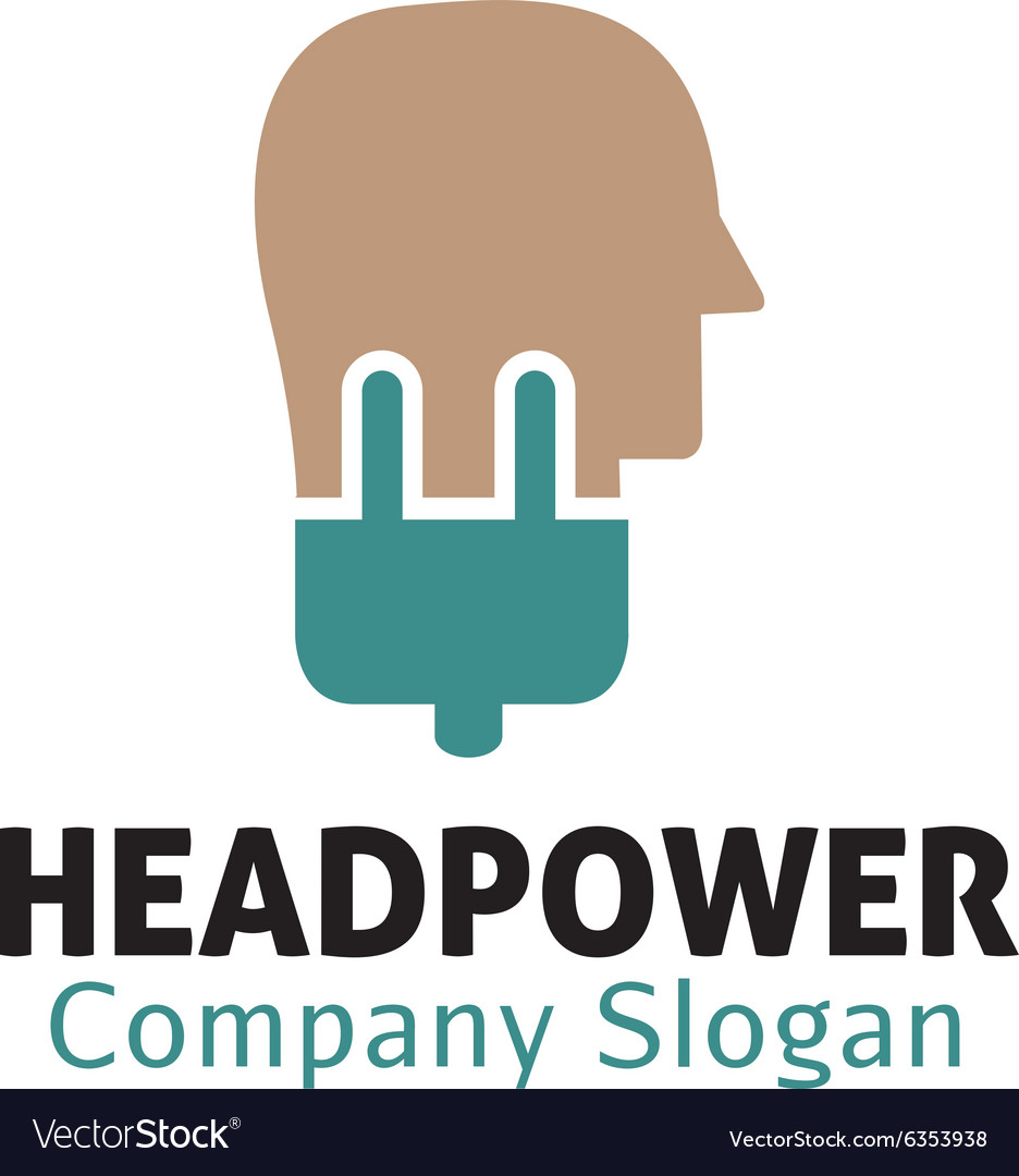 Head power design vector