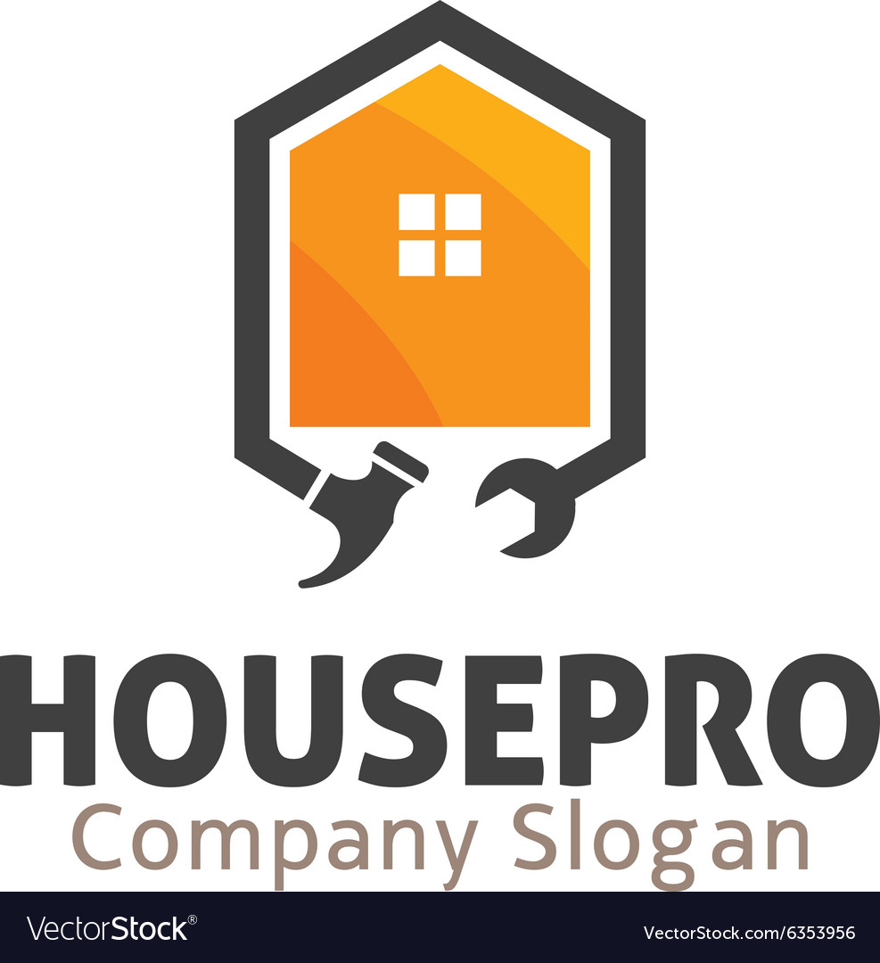 House pro design vector