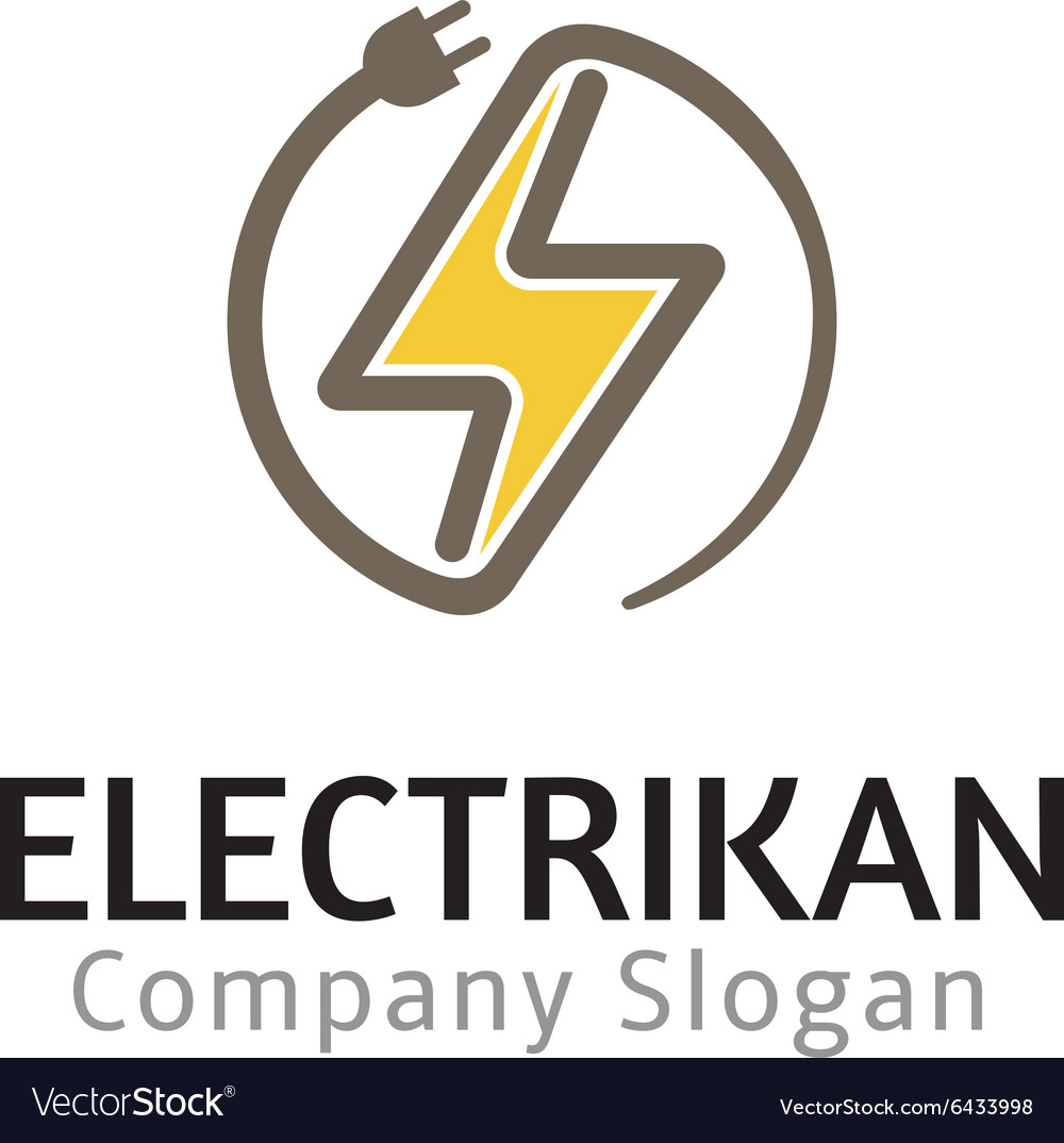 Electikan design vector