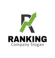 Ranking Design vector image