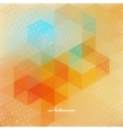 Abstract autumnbackground template EPS 10 vector image