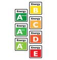EnergyTagsX vector image