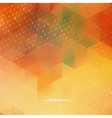 Abstract autumnbackground template EPS 10 vector image vector image