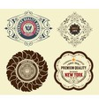 000 emblema vector image vector image