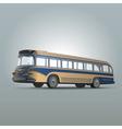 Retrobus2 vector image