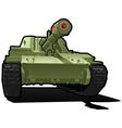tank vector image