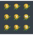 money 4 1 02 vector image