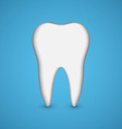 Tooth Dental health concept vector image