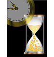 time concepts vector image