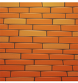 Cartoon Brick Wall vector image