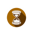 Time without end conceptual icon web design vector image