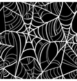 Seamless halloween background pattern vector image
