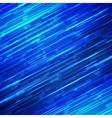 Cosmic light background vector image