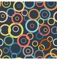 Vintage Ring Pattern vector image