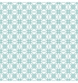 seamless green guilloche background vector image vector image