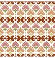 ottoman seamless pattern 02 vector image