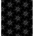 Gothic style black and white seamless vector image