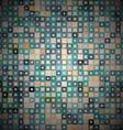 grunge tile seamless pattern vector image