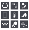 Icons for Web Design set 30 vector image